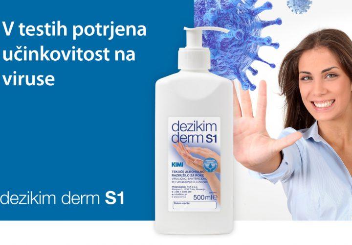 Higiena in dezinfekcija rok je preventiva pred okužbo s koronavirusom in gripo