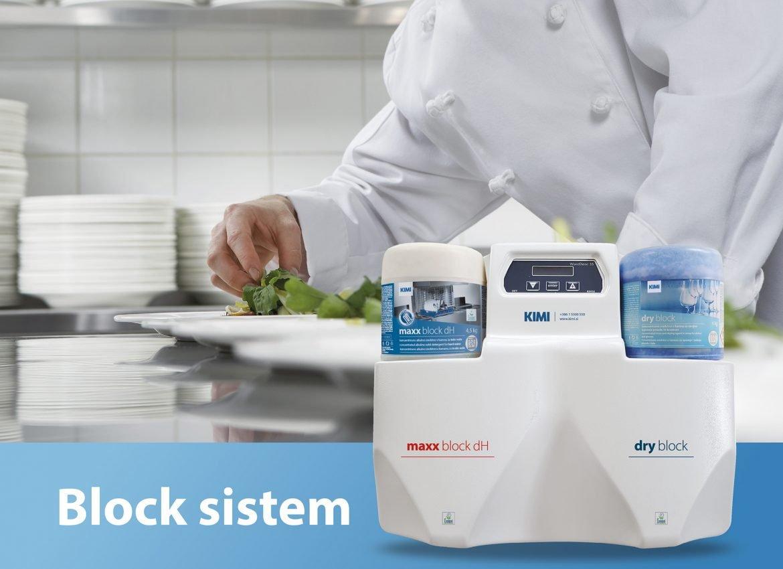Block sistem – prava rešitev za sodobno pomivanje posode