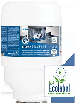 Maxx block dH