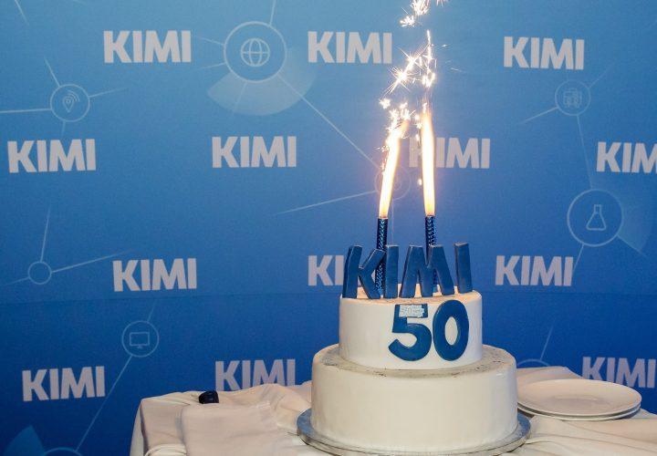 KIMI 50 let in vedno boljši!